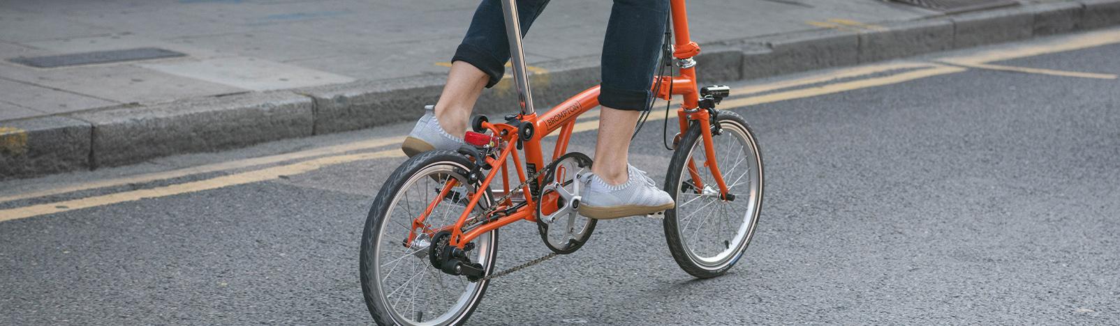 Brompton Bicycle, folding bike, Brompton folding bike