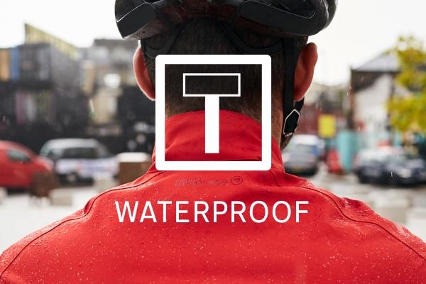 Brompton City Apparel - Waterproof key feature