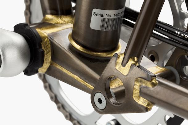 best folding bikes close up