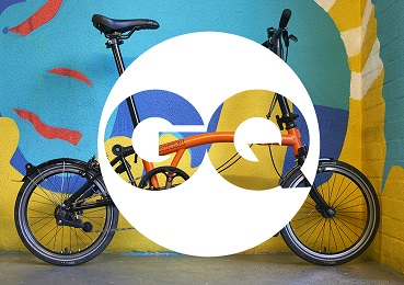 folding bike GQ Logo
